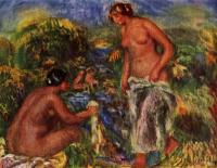 Pierre-Auguste Renoir - Купальщицы