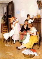 Романтические сюжеты в живописи - Новый заказчик