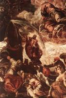 Библейские сюжеты в живописи - Моисей, добывающий воду из скалы