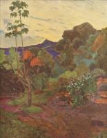 Paul Gauguin -  Мир тропических растений