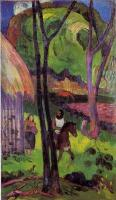 Paul Gauguin - Всадник