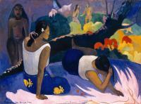 Paul Gauguin - Arearea no varua ino (Забава злого духа)