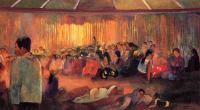Paul Gauguin - Te Rare Hymenee ( Дом Гимнов )
