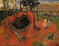 Гоген Поль ( Paul Gauguin ) - Идиллия на Таити