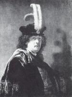 Rembrandt - Автопортрет