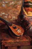 Paul Gauguin - Мандолина на кресле