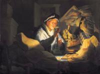 Rembrandt - Меняла
