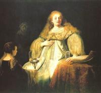 Rembrandt - Артемисия