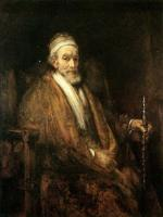 Rembrandt - Якоб Трипп