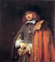 Rembrandt - Ян Шестой