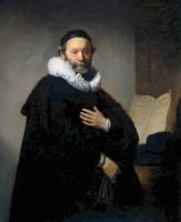 Rembrandt - Йоханнес Уотенбогарт, министр