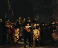 Rembrandt - Выступление стрелковой роты