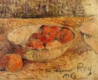 Paul Gauguin - Фрукты в тарелке