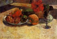 Paul Gauguin - Натюрморт с Манго