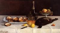 Paul Gauguin - Натюрморт с устрицами
