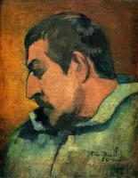 Paul Gauguin - Автопортрет