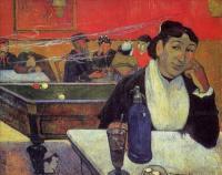 Paul Gauguin - Ночное кафе в Арлесе