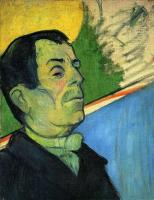 Paul Gauguin - Портрет мужчины, носящего кулон