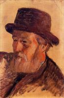 Гоген Поль ( Paul Gauguin ) - Портрет Айсидора Гогена
