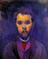 Paul Gauguin - Портрет Уильяма Моларда