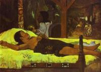 Paul Gauguin - Te tamari no atua (Рождение)