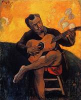 Paul Gauguin - Гитарист