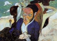 Paul Gauguin - Портрет Майера де Хаана