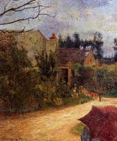 Paul Gauguin - Сад Писарро