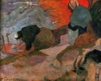 Paul Gauguin - Прачки