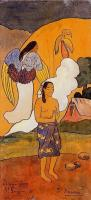 Гоген Поль ( Paul Gauguin ) - Te faruru (Случайная встреча)