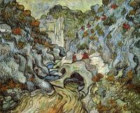 Van Gogh - Тропа в ущелье