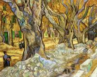 Van Gogh - Большой платан
