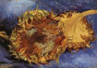 Van Gogh - Подсолнухи