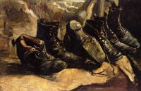 Van Gogh (Ван Гог) - Три пары ботинок