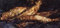 Van Gogh - Натюрморт с копчёной рыбой