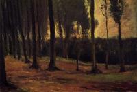 Van Gogh - Край леса