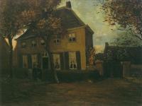 Van Gogh (Ван Гог) - Приходской дом в Нуенене