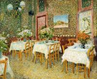 Van Gogh - Интерьер ресторана