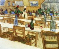 Van Gogh (Ван Гог) - Интерьер ресторана