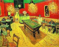 Van Gogh - Ночное кафе