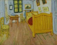 Van Gogh (Ван Гог) - Спальня Винсента в Арле