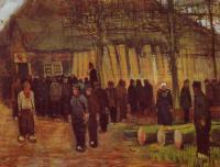 Van Gogh - Продажа леса, аукцион