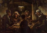 Van Gogh - Едоки картофеля