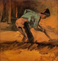 Van Gogh - Копающий мужчина