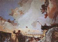 росписи стен под венецианский дизайн
